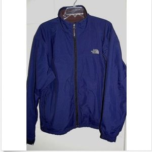 The North Face Navy Blue Utility Jacket